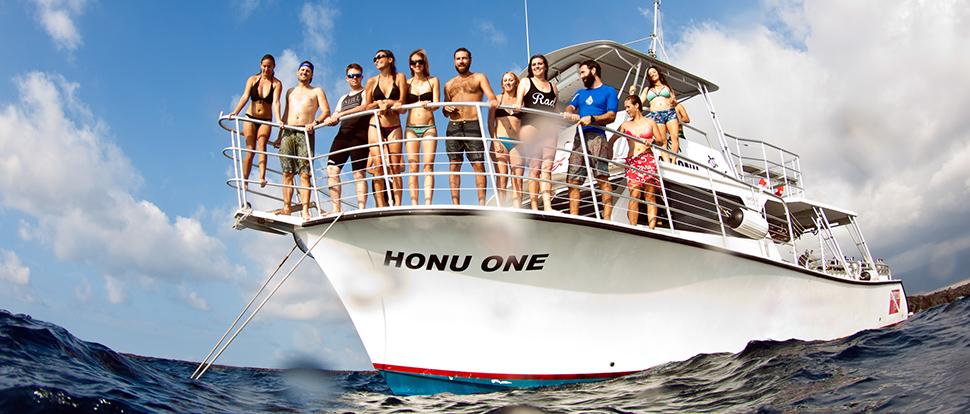 Scuba Diving Hawaii | Kona Honu Divers