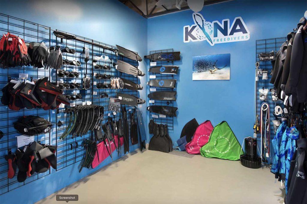 Kona Spearfishing Shop   Kona Honu Divers